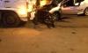 Водитель легковушки погиб, столкнувшись с мусоровозом на улице Ткачей