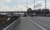 ДТП на КАД: образовалась пробка длиной в три километра