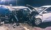 """В ночном ДТП на трассе """"Зуево – Новая Ладога"""" пострадали четыре человека"""