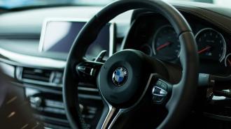 В Петербурге у студента из Китая угнали BMW X5