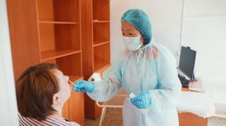 Доля тяжелых больных в коронавирусных стационарах составляет 26 процентов