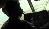 На Алтае частный вертолет задел провод связи и разбился о камни
