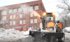 Бюджет Петербурга сэкономил 50 млн рублей из-за отсутствия снега