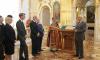 Полтавченко посетил Божественную литургию в память о царской семье