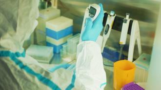 В Петербурге число заболевших коронавирусом за неделю выросло на 3,8%