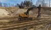Полицейские остановили незаконную добычу песка во Всеволожском районе
