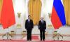 Путин заявил, чтоРоссияи Китай намереныразвивать расчеты в нацвалютах