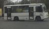 В Павловске маршрутка потеряла колеса