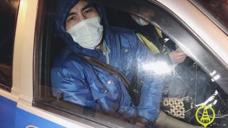 В Петербурге задержан таксист с напечатанными на принтере правами