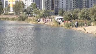 На Дмитровских карьерах утонул молодой человек