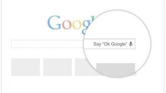 В поисковик Google можно будет не забивать запрос, а просто спросить вслух