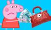 Винни Пух и Свинка Пеппа вымогают деньги у петербуржцев