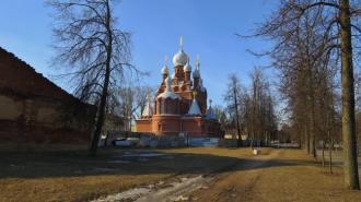В Пушкине будет продолжена реставрация церкви мученика Иулиана