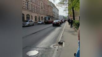 В Калининском районе произошла авария на электросетях