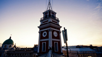Часы на Думской башне запускают после многолетней реставрации