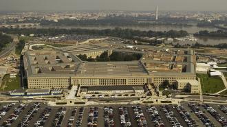 Forbes: Бывший русский остров Пентагон превратит в пистолет у виска Камчатки