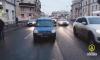 На Среднеохтинском проспекте сбили пьяного пешехода