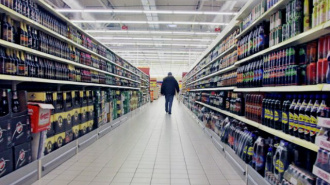 СМИ: В Госдуме предлагают запретить продавать алкоголь за наличные