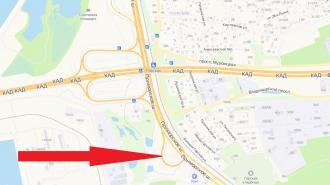 Съезд на развязке КАД с Приморским шоссе полностью перекроют
