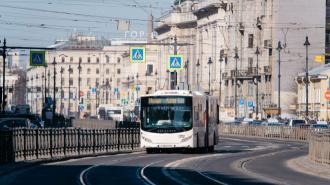 Транспортную реформу в Петербурге могут перенести на 2022 год