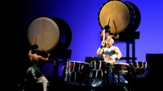 YAMATO. Шоу японских барабанщиков