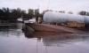В Томской области затонул буксир, пострадали три члена экипажа, один пропал