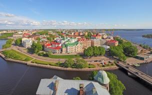 Ильдар Гилязов поручил улучшить исторический центр Выборга