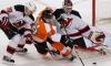 В НХЛ, в Кубке Стэнли «Нью-Джерси» сравнял счет в серии с «Филадельфией»