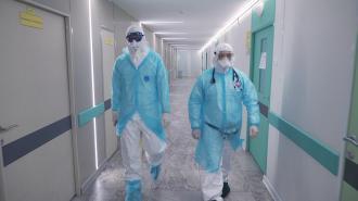 В Петербурге число больных коронавирусом в марте уменьшилось на 32%