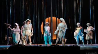 Театр комедии откроет выставку к 120-летию со дня рождения Николая Акимова
