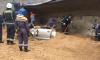 На ЗСД грузовик с песком раздавил легковушку: сообщается о погибших