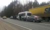 Водители: рассеянная автоледи сорвала первомайский отдых некоторым петербуржцам
