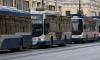 Шествие в честь 9 мая изменит маршруты троллейбусов в Петербурге