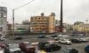 В Петербурге разрушили забор у Левашовского хлебозавода