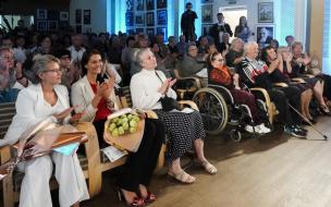 В библиотеке Алвара Аалто прошел авторский концерт выборгского композитора Сергея Петрова
