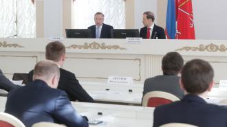 Беглов назвал приоритетные направления промышленной политики Петербурга до 2025 года