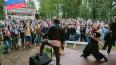 """В Сосновом Бору прошел фестиваль """"Живая музыка"""""""