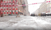 """Около метро """"Дыбенко"""" досрочно заменили 4,5 метра теплотрассы"""