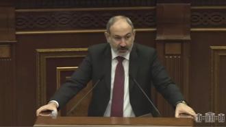 Пашинян заявил, что в ходе боевых действий в Карабахе погибли порядка 4 тыс. армян