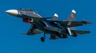 ВМФ России получит истребители Су-30СМ2 до конца 2022 года