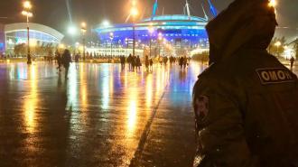 """На матче """"Зенита"""" против """"Лацио"""" задержали несколько болельщиков"""