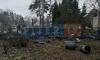 В пожаре во Всеволожском районе погибли пятеро. Спасатели нашли еще одно тело