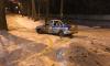 В ночной погоне за нетрезвым нарушителем пострадала полицейская машина