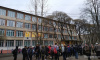 В школе Приморского района контрольную прервала эвакуация