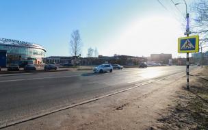 """На трассе """"Скандинавия"""" у въезда в Выборг появится светофор"""