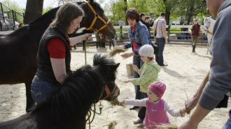 Место для нового петербургского зоопарка: горожане за Юкки, зоологи отстаивают Ржевку