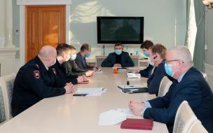 В Выборгском районе Ленобласти в 2020 году произошло 306 ДТП