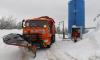 Дорожные службы Ленобласти зимой обработают трассы солевым противогололедным растворам
