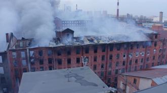 """В 2020 году """"Невскую мануфактуру"""" хотели закрыть из-за многочисленных нарушений пожарной безопасности"""
