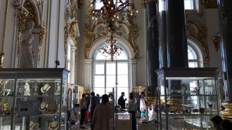 В Эрмитаже анонсировали дни бесплатного посещения музея в мае